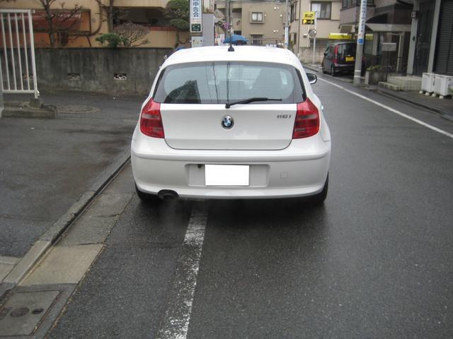 116i ETC  ナビ テレビ バックカメラ 禁煙車(4枚目)