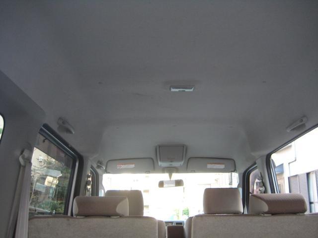 JPターボ プライバシガラス ドアバイザー オーディオ ハイルーフ 禁煙車(18枚目)