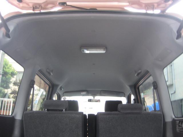 カスタムターボRS ドアバイザー プライバシガラス ターボ 4WD 禁煙車(13枚目)