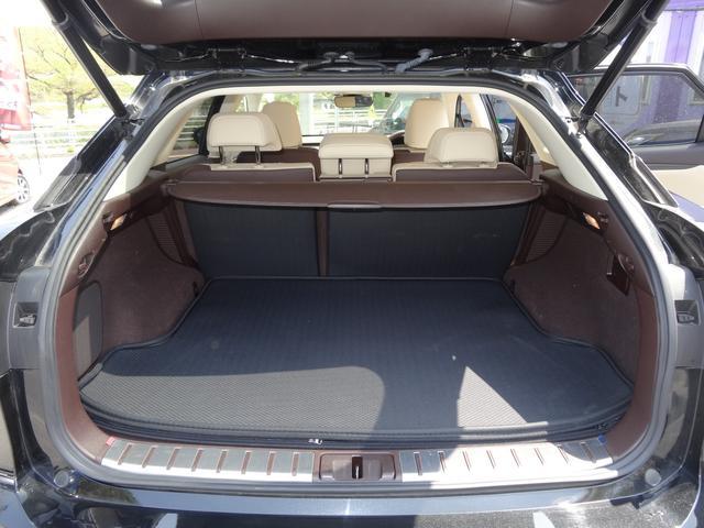 RX450h 4WD本革シート純正ワイドナビ5年保証対象車(14枚目)