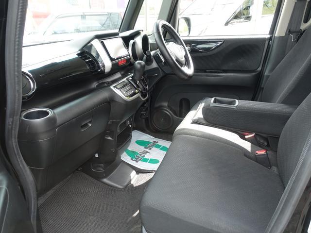 G ターボSSパッケージ ナビ地デジ 両側パワースライドドア 禁煙車 鑑定書付き DVD再生 バックカメラ 社外アルミ 衝突軽減ブレーキ シートヒーター 車検4年7月 Bluetooth 最長10年保証加入対象車(9枚目)