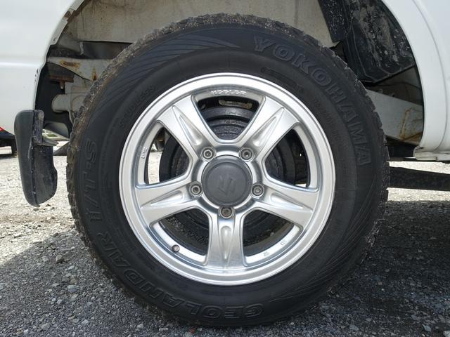 XG ターボ 4WD オートマ メッキグリル 禁煙車 社外16インチアルミ リアコーナーセンサー 走行5万キロ台 鑑定書付 最長10年保証加入対象車(33枚目)