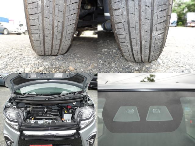 カスタムX スマートアシスト パナソニックナビ フルセグTV DVD再生 Bluetooth バックモニター 運転席スーパースライドシート 両側オートスライドドア 禁煙車 ハーフレザーシート 最長10年保証対象車(11枚目)