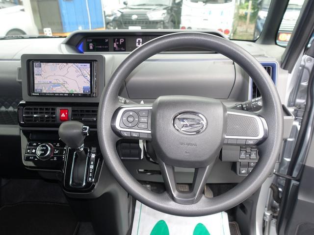 カスタムX スマートアシスト パナソニックナビ フルセグTV DVD再生 Bluetooth バックモニター 運転席スーパースライドシート 両側オートスライドドア 禁煙車 ハーフレザーシート 最長10年保証対象車(35枚目)