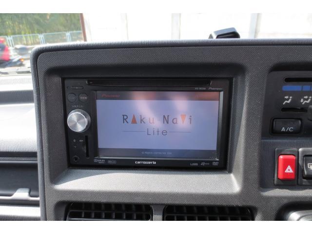 スバル サンバーバン トランスポーター メモリーナビ ワンセグTV ETC