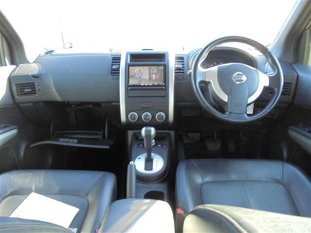 日産 エクストレイル 20X ワンオーナー HDDナビ ワンセグ スマートキー