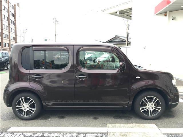 「日産」「キューブ」「ミニバン・ワンボックス」「福井県」の中古車5