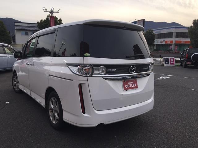 「マツダ」「ビアンテ」「ミニバン・ワンボックス」「福井県」の中古車2