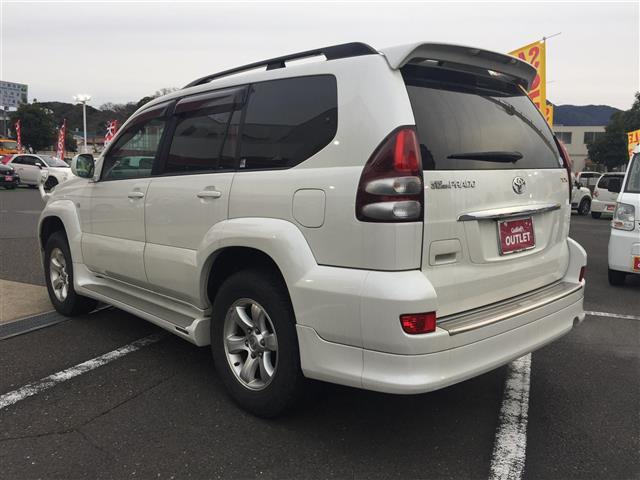 「トヨタ」「ランドクルーザープラド」「SUV・クロカン」「福井県」の中古車2