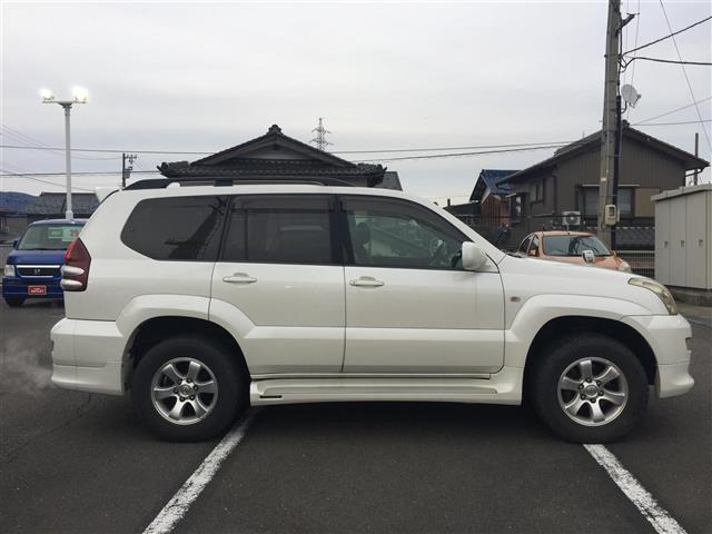 「トヨタ」「ランドクルーザープラド」「SUV・クロカン」「福井県」の中古車9