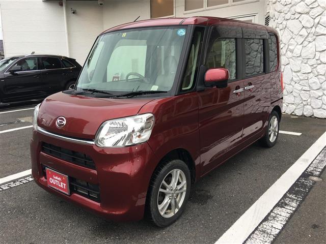 「ダイハツ」「タント」「コンパクトカー」「福井県」の中古車10