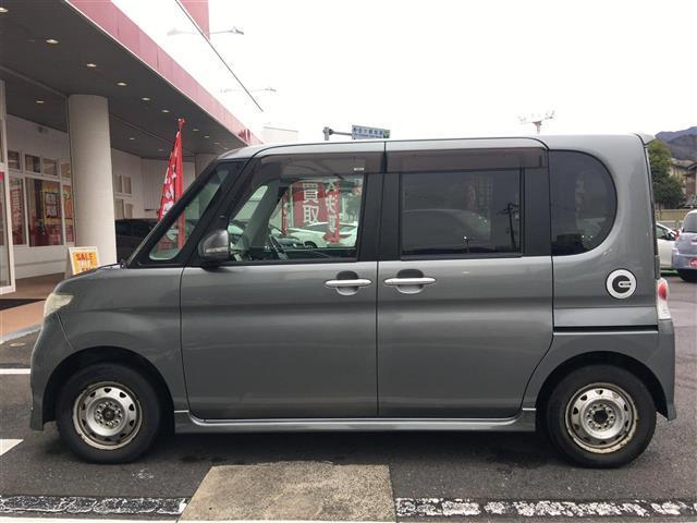 「ダイハツ」「タント」「コンパクトカー」「福井県」の中古車11