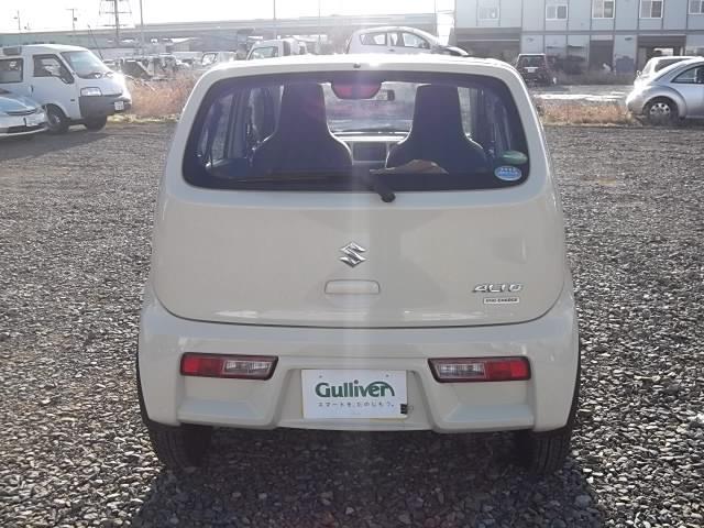 スズキ アルト L 4WD キーレス CDオーディオ