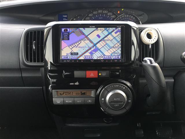 ダイハツ タント カスタム RS 4WD フルセグ バックカメラ スマートキー