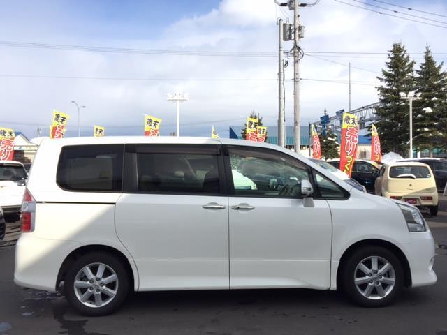 トヨタ ノア S Gエディション 両側電動スライドドア ワンオーナーETC