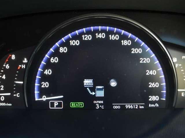 LS600h Iパッケージ 4WD サンルーフ 本革 マルチ(11枚目)