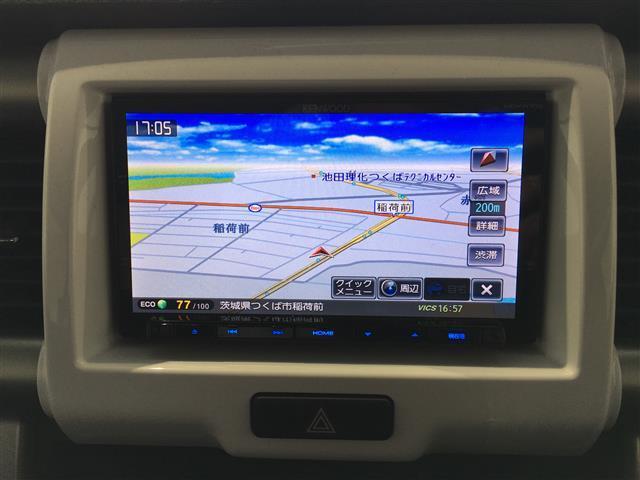 マツダ フレアクロスオーバー XS メモリナビ フルセグTV プッシュスタート ETC