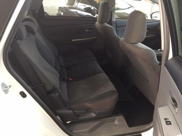 トヨタ プリウスアルファ S ツーリングセレクション ワンオーナー メモリーナビ CD