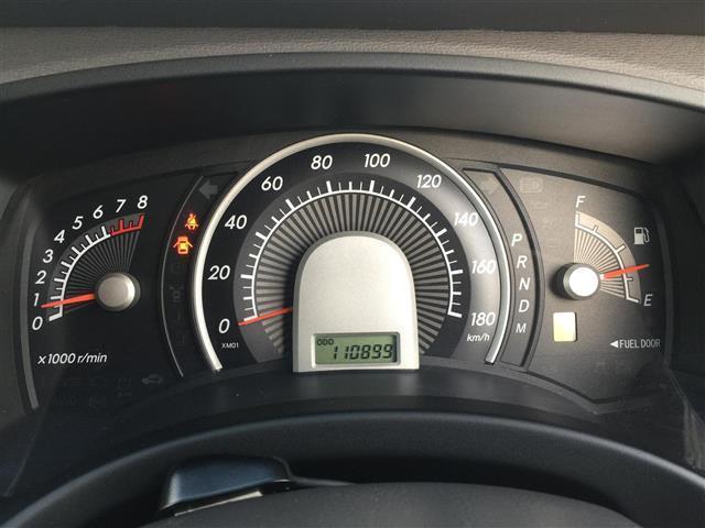 トヨタ アイシス プラタナ Gエディション4WDワンオーナー