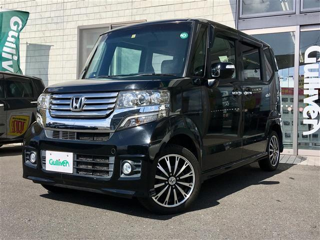 「ホンダ」「N-BOX」「コンパクトカー」「青森県」の中古車4