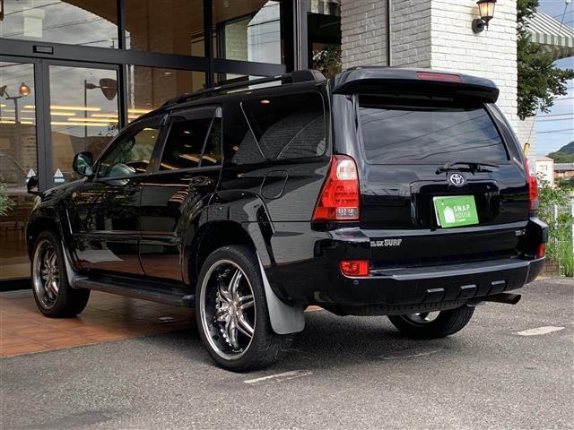 「トヨタ」「ハイラックスサーフ」「SUV・クロカン」「高知県」の中古車2