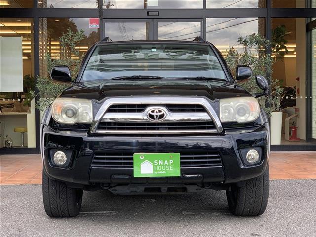 「トヨタ」「ハイラックスサーフ」「SUV・クロカン」「高知県」の中古車7