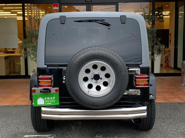 「その他」「クライスラージープ ラングラー」「SUV・クロカン」「高知県」の中古車5