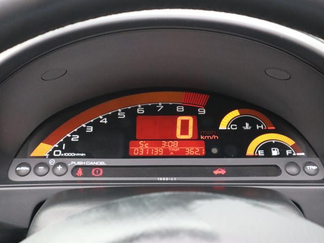S2000は細かいマイナーチェンジでメータの配置等が変わっています!