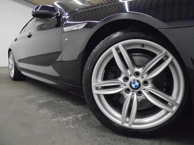 BMW BMW 640iグランクーペ Mスポーツ 黒革シート サンルーフ