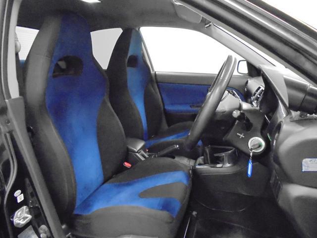 WRX RAYS17AW CUSCO車高調 藤壺マフラー(11枚目)