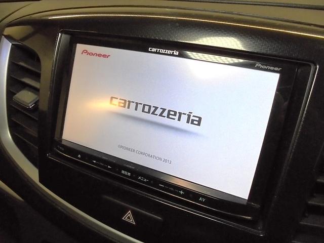 T 社外メモリーナビ ワンセグTV HIDライト フォグ オートライト アイドリングストップ ETC 純正15インチAW ドアバイザー スマートキー プッシュスタート(6枚目)