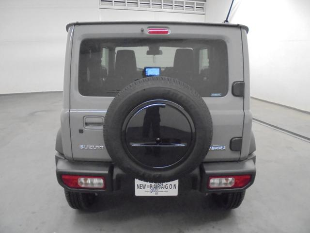 JL セーフティサポート装着車 デュアルセンサーブレーキサポート 車線逸脱警報機能 パートタイム4WD 5速MT 社外9型メモリーナビ フルセグTV  シートヒーター ETC オートライト スマートキーX2(4枚目)