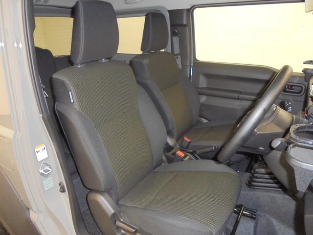 JL セーフティサポート装着車 デュアルセンサーブレーキサポート 車線逸脱警報機能 パートタイム4WD 5速MT 社外9型メモリーナビ フルセグTV  シートヒーター ETC オートライト スマートキーX2(13枚目)