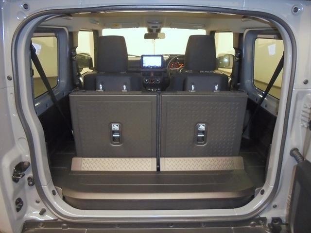 JL セーフティサポート装着車 デュアルセンサーブレーキサポート 車線逸脱警報機能 パートタイム4WD 5速MT 社外9型メモリーナビ フルセグTV  シートヒーター ETC オートライト スマートキーX2(16枚目)