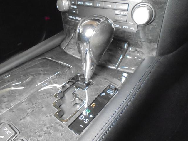LS600h Iパッケージ 4WD 黒革 サンルーフ エアサス 純正HDDナビ フルセグTV Bカメラ レクサスプレミアムサウンド ドラレコ ETC HIDライト LEDフォグ 電動トランク ステアリングヒーター シートヒーター(9枚目)