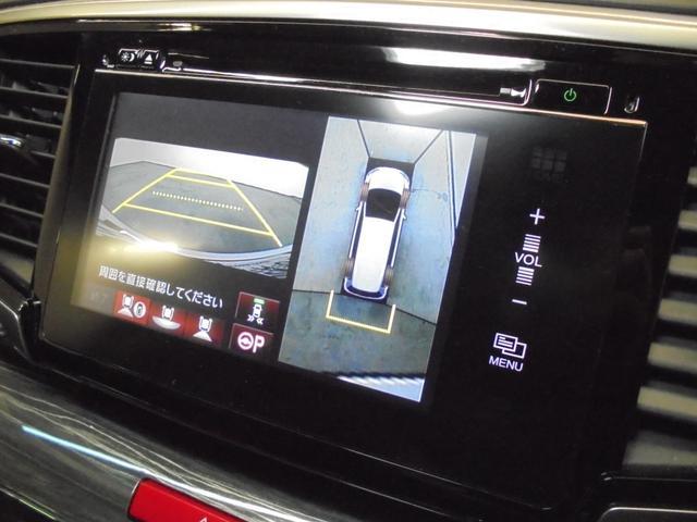 アブソルート・EXホンダセンシング 1オーナー 黒革シート 両側パワスラ 純正インターナビ フルセグTV 全周囲カメラ フリップダウンモニター LEDライト 衝突軽減ブレーキ アダプティブクルーズ プラズマクラスター スマートキー(7枚目)