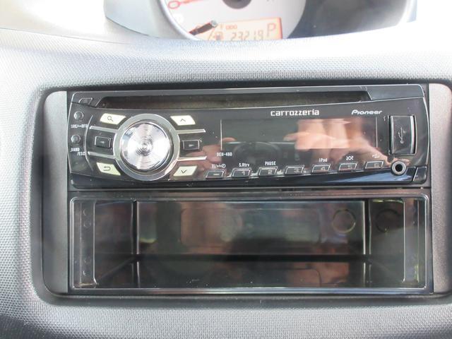 L キーレス 社外CDオーディオ AM/FMラジオ(12枚目)