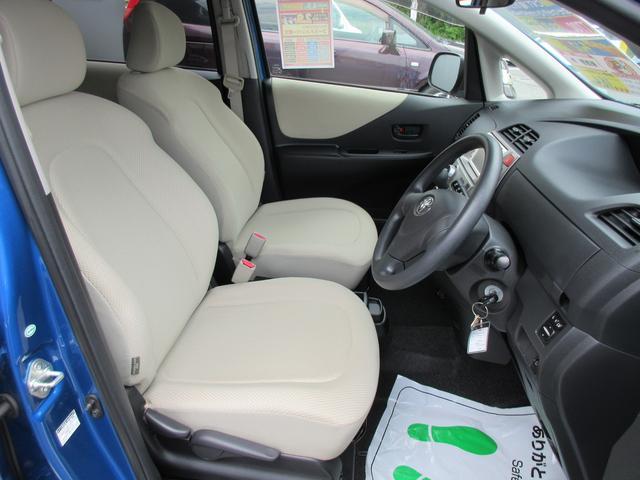 「トヨタ」「ラクティス」「ミニバン・ワンボックス」「千葉県」の中古車9