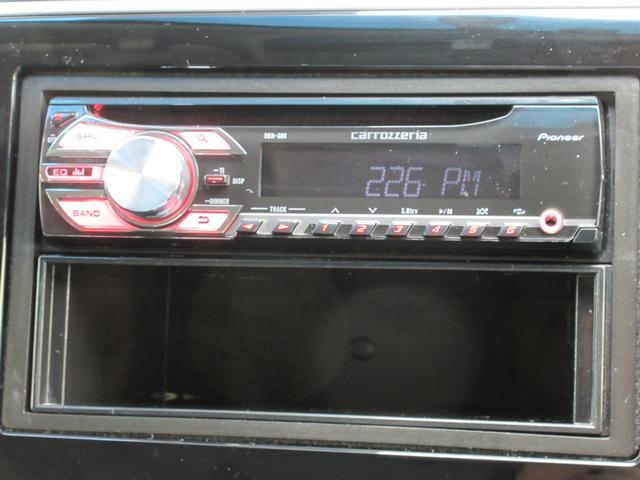 ハイブリッドDX スマートキー 社外オーディオ CD ETC 電格ドアミラー 横滑り防止 プッシュスタート(14枚目)