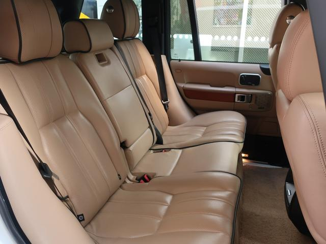 ランドローバー レンジローバーヴォーグ ヴォーグ5.0V8・12y最終モデル・1オナ・記録簿・禁煙車