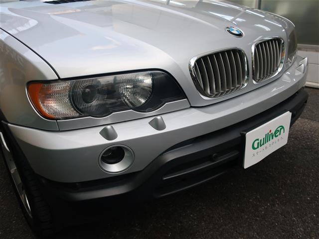 BMW BMW X5 4.4i スポーツPKG ワンオーナー・黒レザー・キセノン