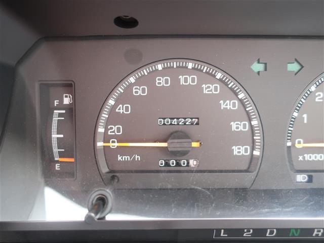 スーパールーセント ワンオーナー 実走4227Km 禁煙車(9枚目)