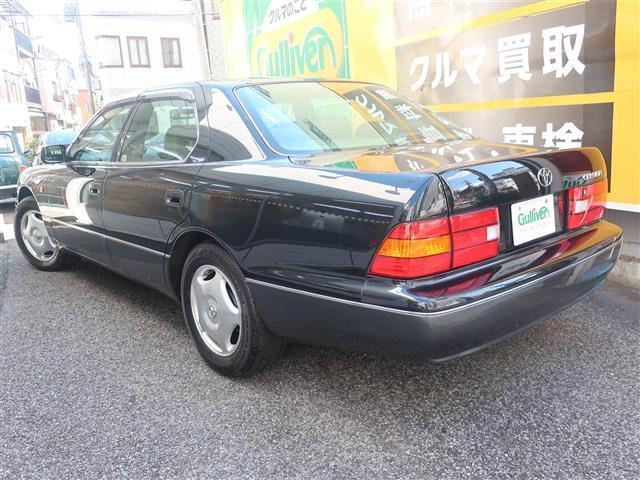フルノーマルの20系セルシオ後期モデル・Bタイプが入庫致しました