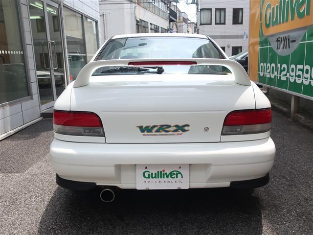 WRX STi III ワンオーナー 禁煙車 GC8(5枚目)