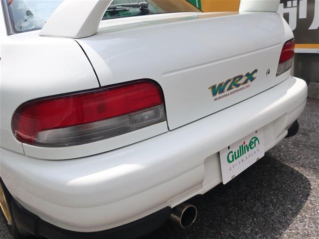 WRX STi III ワンオーナー 禁煙車 GC8(8枚目)