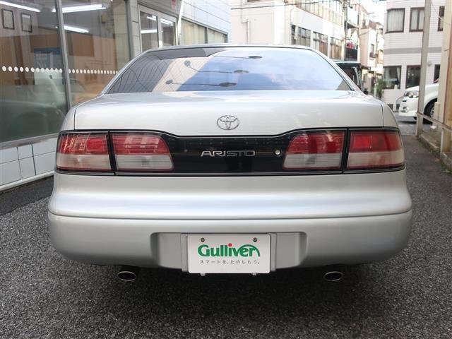 「トヨタ」「アリスト」「セダン」「東京都」の中古車5