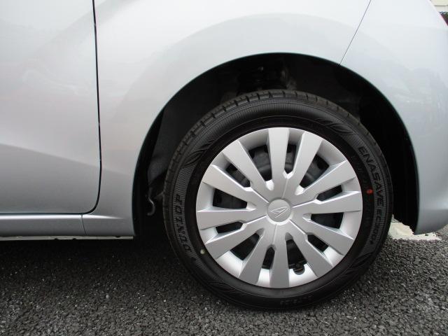 もちろんタイヤの溝もバッチリ!
