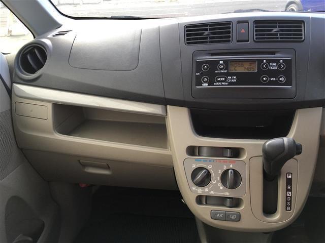 ダイハツ ムーヴ L SA 4WD キーレス CDオーディオ 純正マット
