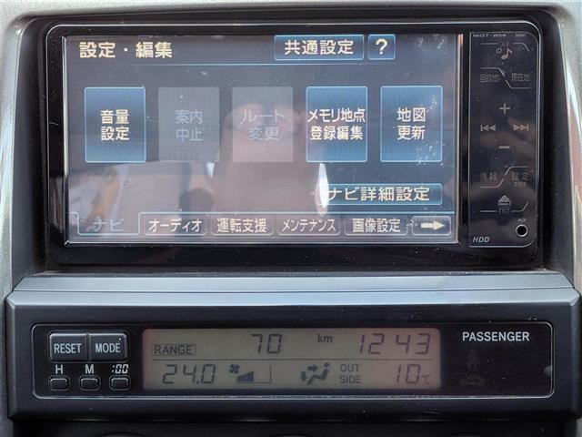 HDDナビ Bカメ 20インチAW エンスタ ETC(5枚目)