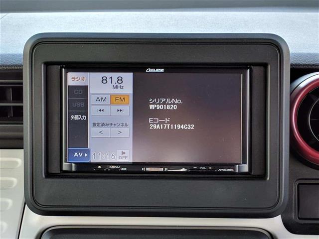 HYBRID G/4WD/社外ナビ/Bカメラ/Sキー/ETC(4枚目)